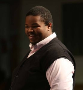 Rashad Hayward Triangle Youth Philharmonic Association Conductor