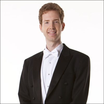 Profile photo of conductor, David Glover