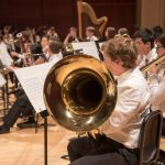 Triangle Youth Philharmonic performs