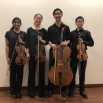 Triangle Youth Philharmonic String Quartet 2019