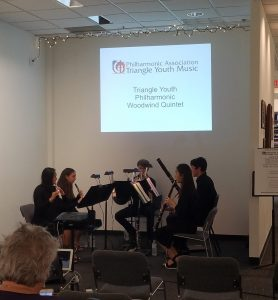 Triangle Youth Philharmonic Woodwind Quintet