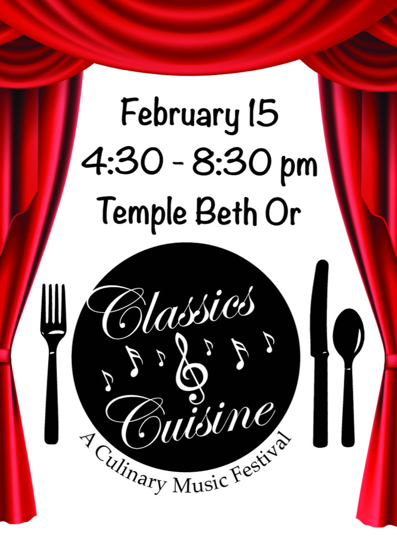 classics and cuisine poster