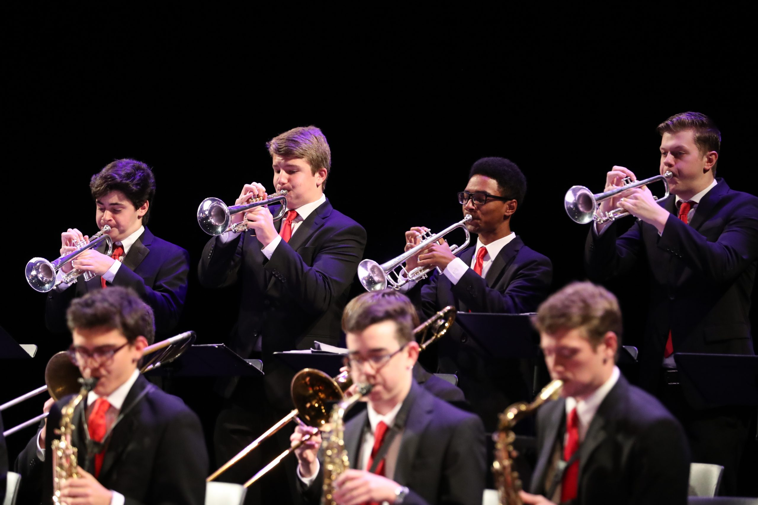 Triangle Youth Jazz Ensemble