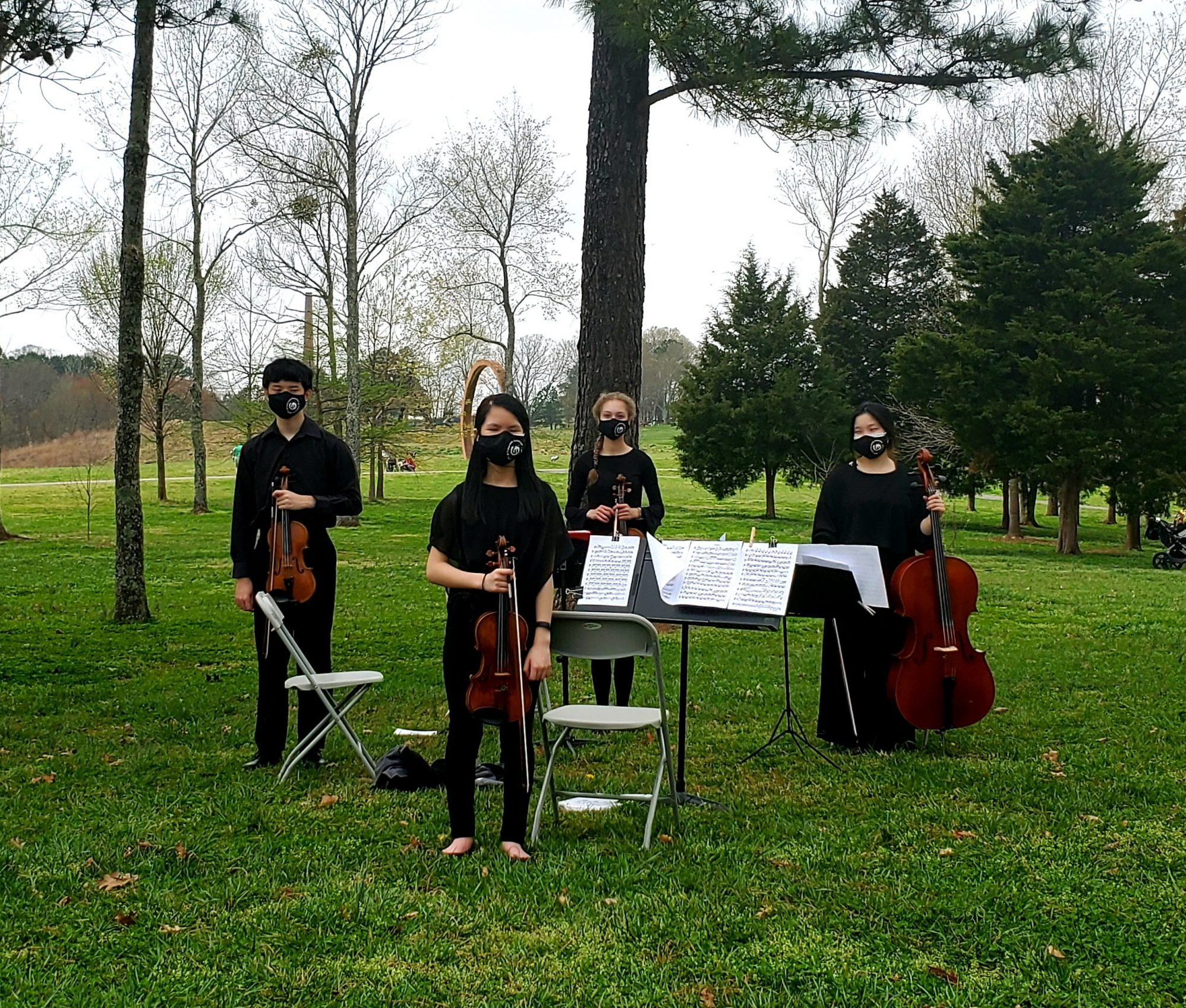 image of PA String Quartet