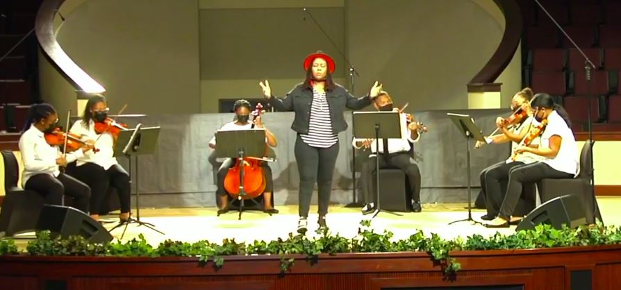 image of United Strings of Color at Elevation Baptist Church